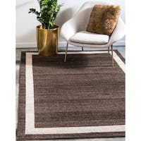 Unique Loom Maria Del Mar Area Rug - 9' x 12'