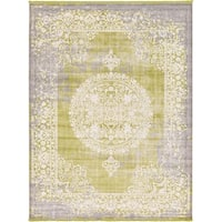 Unique Loom Olwen New Classical Area Rug - 10' x 13'