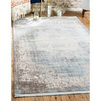 Unique Loom Olwen New Classical Area Rug - 9' x 12'