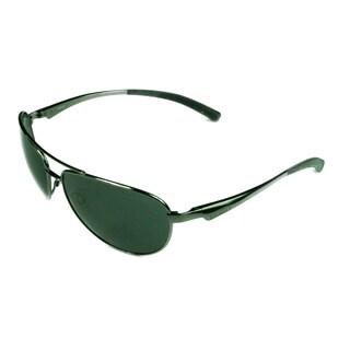Bolle Sport Men's Columbus 11796 Shiny Gunmetal w/ TNS Lens Sunglasses