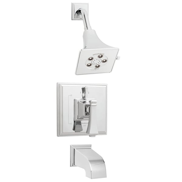 Speakman Rainier Anystream Shower and Tub Combination System