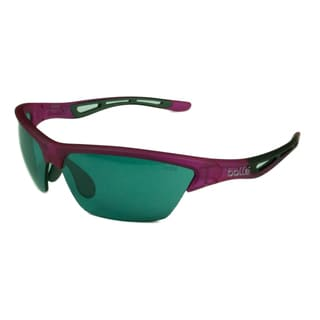 Bolle Sport Women's Tempest 12015 Satin Crystal Pink w/ NXT Competivision GUN Lens Sunglasses