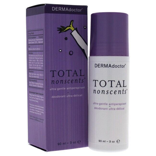 DERMAdoctor Total Nonscents 3-ounce Ulta-Gentle Antipersp...