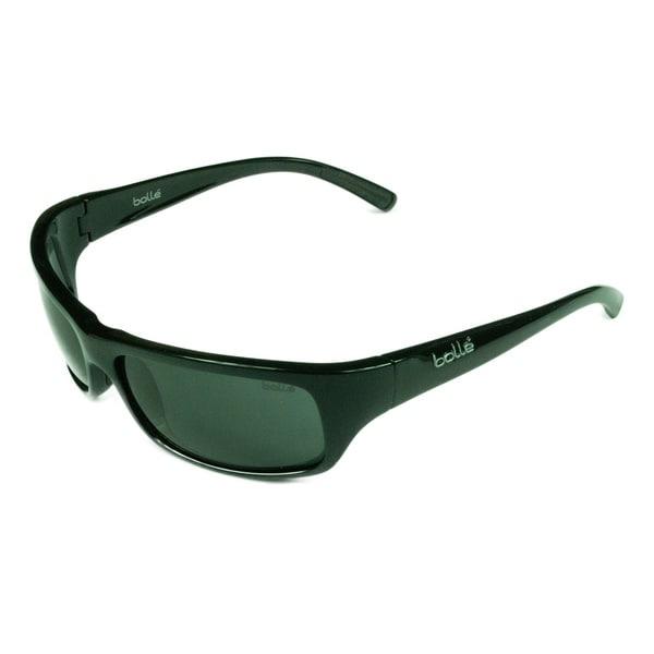 cfc187884c Bolle Sport Men  x27 s Fierce 11938 Shiny Black w  TNS Lens Sunglasses