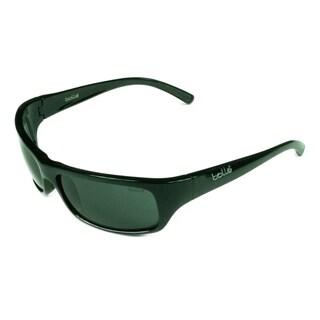 Bolle Sport Men's Fierce 11938 Shiny Black w/ TNS Lens Sunglasses