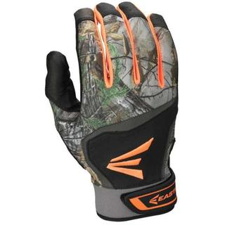 Easton HS7 Men's Batting Gloves Realtree Camo