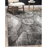 Unique Loom Albert Sofia Area Rug - 8' x 10'