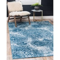 Unique Loom Grand Sofia Area Rug - 8' 0 x 10' 0