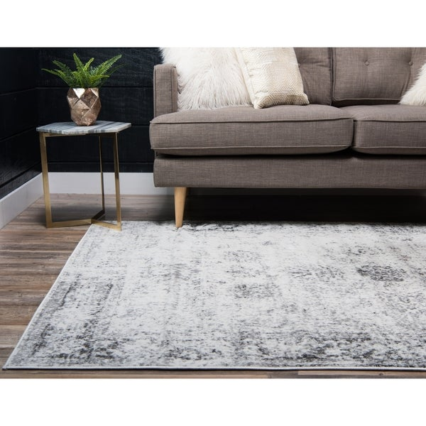 Unique Loom Sofia Area Rug 8 X27