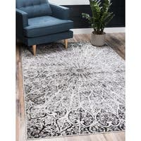 Unique Loom Grace Sofia Area Rug - 8' 0 x 10' 0