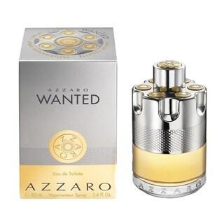 Azzaro Wanted Men's 3.4-ounce Eau de Toilette Spray