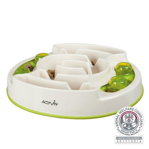 Level 1 Pet Activity Slide and Feed