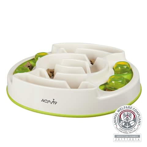 TRIXIE Level 1 Pet Activity Slide and Feed