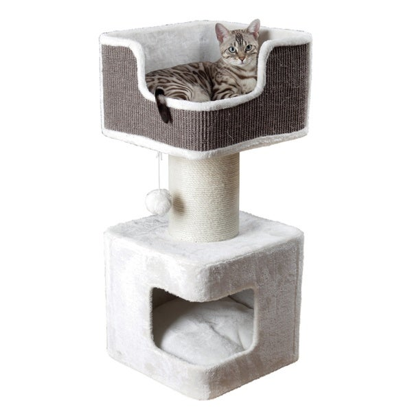 Shop Trixie Ava Cat Scratching Post Free Shipping Today