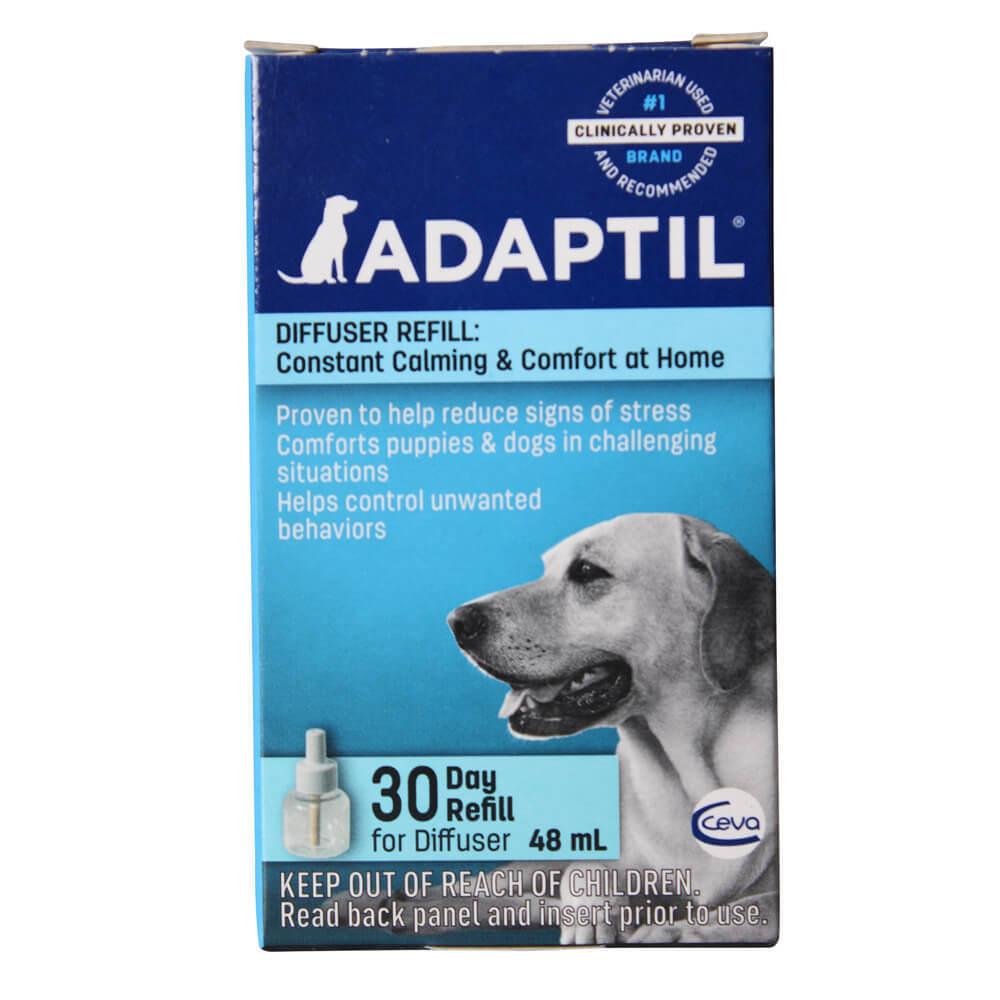Animal Adaptil Diffuser Refill (48 ml Vial), Grey