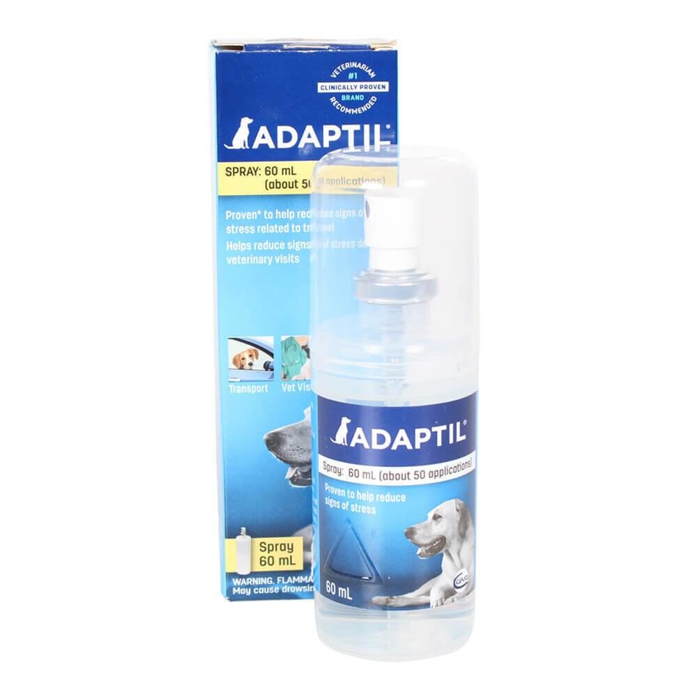 Animal Adaptil 60 mL Spray (60 ml Bottle), Grey