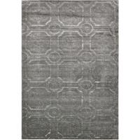 Unique Loom Visby Aurora Area Rug - 7' X 10'