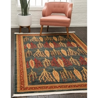 Link to Unique Loom Mesquite Fars Area Rug Similar Items in Rugs