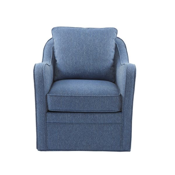 Terrific Shop Madison Park Betty Swivel Chair On Sale Free Unemploymentrelief Wooden Chair Designs For Living Room Unemploymentrelieforg