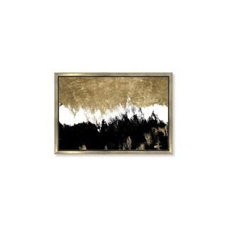 Oliver Gal 'Adore' Framed Canvas Art