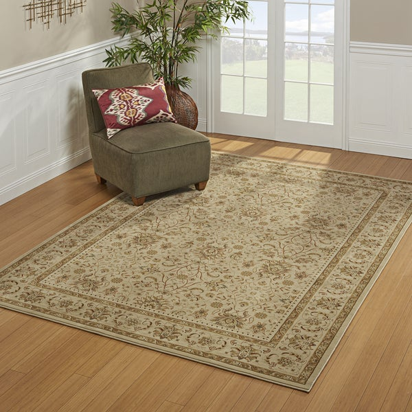 Gertmenian Avenue33 Majestic Bromley Ivory Area Rug - 6'6 x 9'6