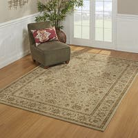Gertmenian Avenue33 Majestic Bromley Ivory Area Rug (6'6 x 9'6)