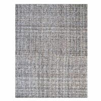 Gertmenian Avenue33 Taupe Textured Wool Hand-tufted Rug (8' x 10') - 8' x 10'