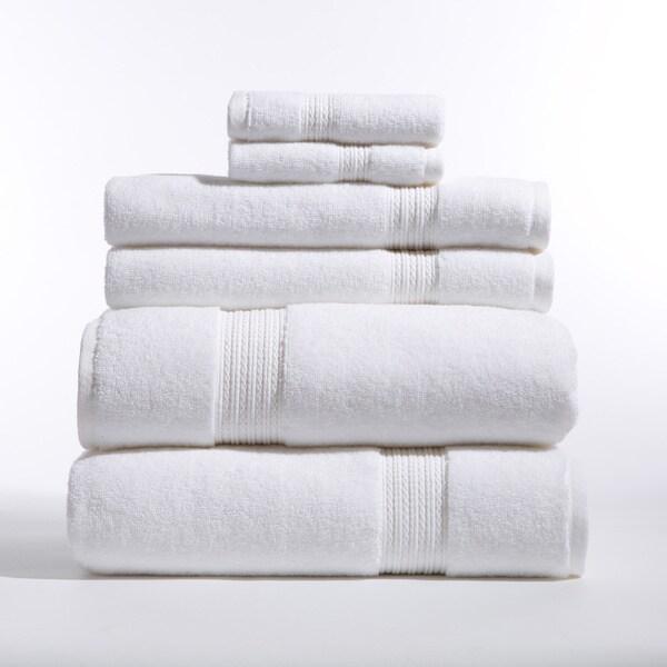 Portchester 6-piece Towel Set