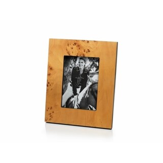"Manik Burlwood Photo Frame- 5"" x 7"""