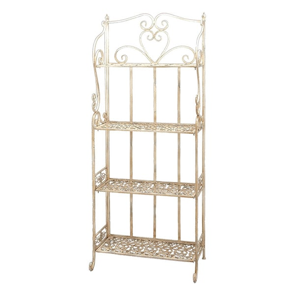 Studio 350 Metal 4 Tier Rack 65 inches high, 26 inches wide