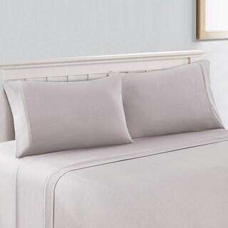 Amrapur Overseas 800 Thread Count Cotton Rich 4-Piece NANO-TEX Cool Comfort Sheet Set