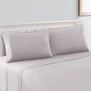 Amrapur Overseas 800 Thread Count Cotton Rich 4-Piece NANO-TEX Cool Comfort Sheet Set (More options available)