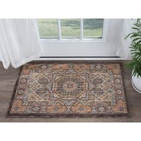 Alise Fairfax Traditional Multi Scatter Rug - 2' x 3'
