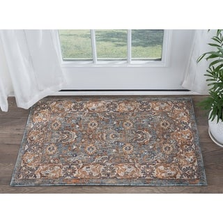Tayse Rugs Fairfax Traditional Multi Scatter (2' x 3')