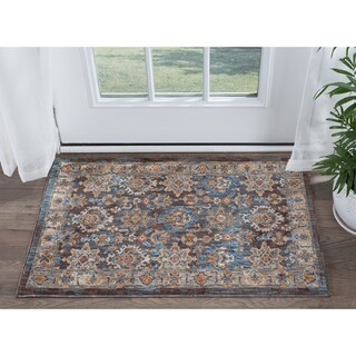 Alise Fairfax Traditional Scatter Rug - 2' x 3'