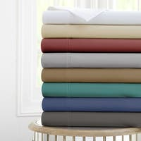 Amrapur Overseas Nano-Tex Cool Comfort 120 GSM 6-piece Sheet Set