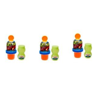 Little Kids Blaze Boy Mini Bubble Tumbler 3 Pack