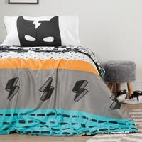 DreamIt Superheroes Comforter and Pillowcase