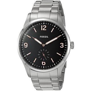 Fossil Men's FS5245 'Vintage 54' Stainless Steel Watch