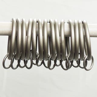 Radiance Pewter Infinity Curtain Ring Set|https://ak1.ostkcdn.com/images/products/16341530/P22702180.jpg?impolicy=medium
