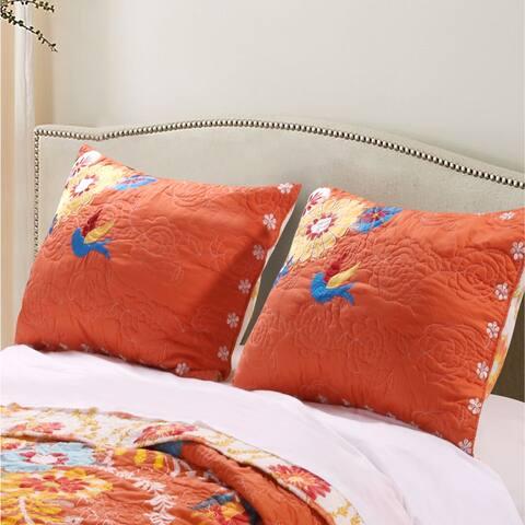 Barefoot Bungalow Topanga Pillow Shams (Set of 2)