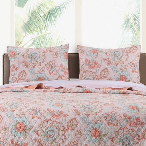 Barefoot Bungalow Cordelia Pillow Shams (Set of 2)