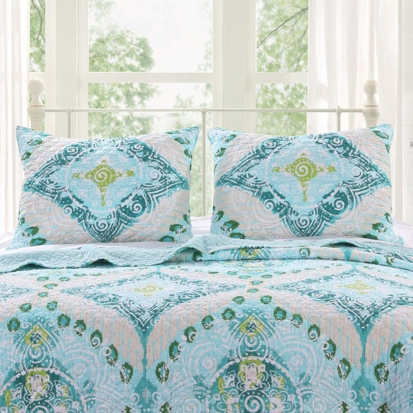 Barefoot Bungalow Cascade Pillow Shams (Set of 2)