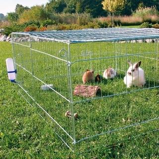 Natura Outdoor Rabbit Covered Run