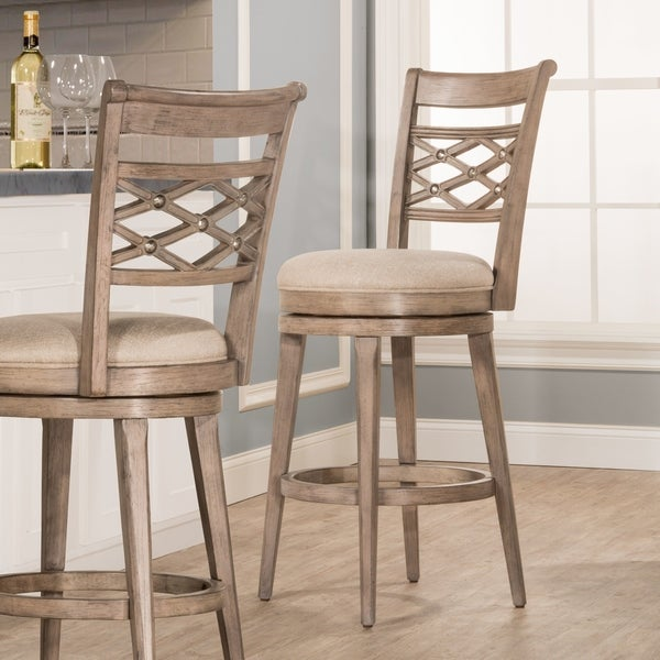 Hillsdale Furniture Chesney Swivel Counter Stool. Opens flyout.