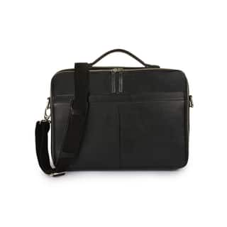 Phive Rivers Men's Leather Messenger Bag (Black)|https://ak1.ostkcdn.com/images/products/16342061/P22702695.jpg?impolicy=medium
