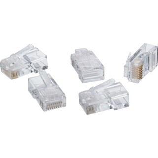 4XEM 1000PK Cat5e RJ45 Ethernet Plugs/Connectors