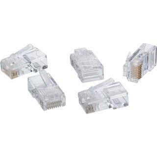 4XEM 1000PK Cat6 RJ45 Ethernet Plugs/Connectors