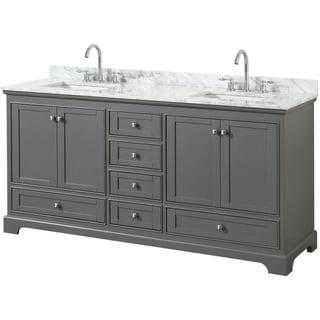 Astounding Buy Bathroom Vanities Vanity Cabinets Online At Overstock Interior Design Ideas Pimpapslepicentreinfo