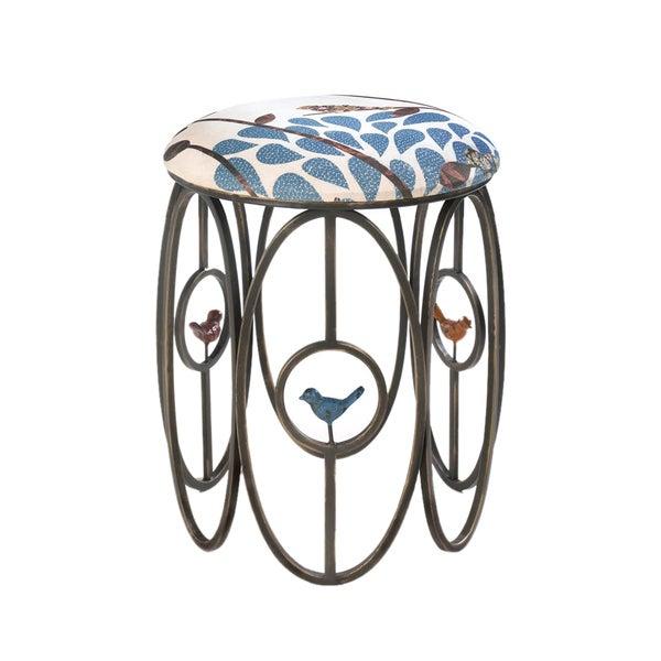 Koehler Home Decor: Shop Koehler Home Decor Iron Free As A Bird Stool
